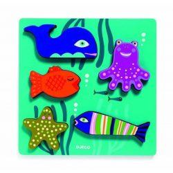 Élet a tengerben - Formaberakó  - Djeco