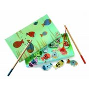 Horgászat halakra - Mágneses horgászat - Enchanted fishing - Djeco