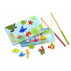Horgászat trópusi halakra - Mágneses horgászat - Tropical fishing  - Djeco