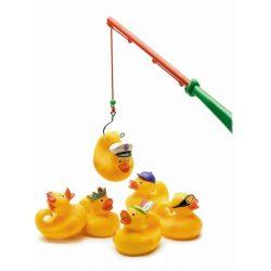 Óriás kacsa horgászat - Horgászos ügyességi játék - Djeco