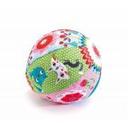 Cicás textilhuzat lufira - Utazó labda - Djeco
