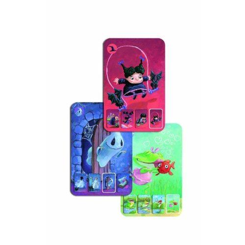 Mini family - Kártyajáték - Djeco