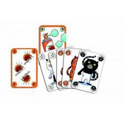 Sakapuss - párosító, gyorsasági kártyajáték  - Djeco