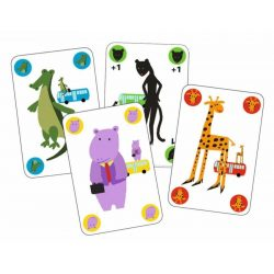 Gorilla kártyajáték  - Djeco