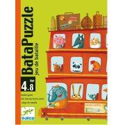 Bata Puzzle kártyás puzzle  - Djeco