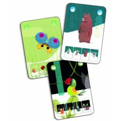 Mini nature - kártyajáték  - Djeco