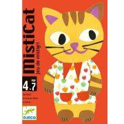 Misticat - kártyajáték  - Djeco