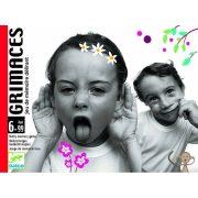 Grimaces - utánozó, kitaláló játék  - Djeco