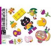 Minimatch - memóriafejlesztő kártyajáték  - Djeco