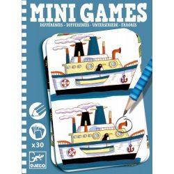 Eltérések - Mini játékok - Djeco