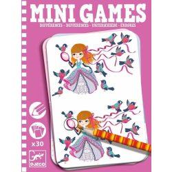 Különbségek - Mini játékok - Djeco