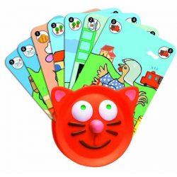 Kártyatartó - Card holder - Djeco