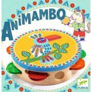 Csörgődob - Tambourine - Animambo - Djeco