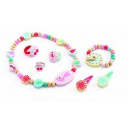 Nyári kert ékszerek - Summer garden jewellery - Djeco