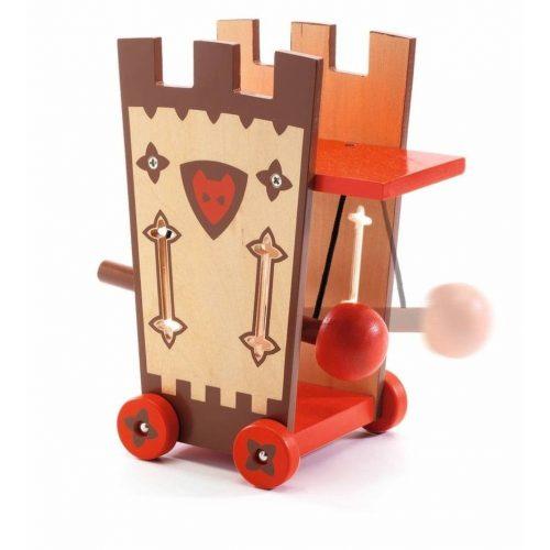 Arty toys faltörő - Darius & ze attack tower - Djeco