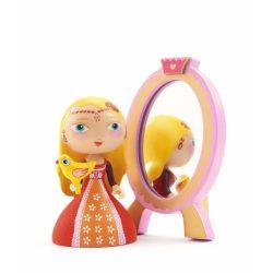 Arty toys hercegnő - Nina & ze mirror - Djeco