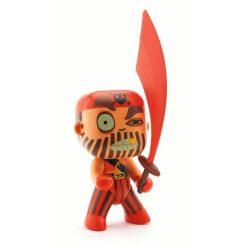 Vörös kalóz - Captain red - Djeco