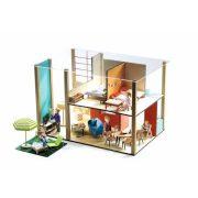 Modern kocka babaház - Cubic house - Djeco