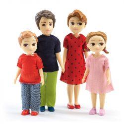 Thomas és Marion családja - The family of Thomas & Marion - Djeco