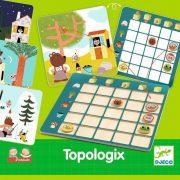 Topologix - Fejlesztőjáték - Djeco
