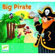Nagy kalóz - Big pirate - Társasjáték - Djeco