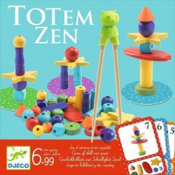 Totem Zen - Ügyességi társasjáték - Djeco