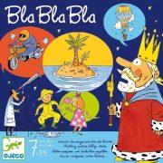 Bla bla bla - Beszélgetős, asszociációs társasjáték - Djeco