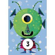 Bizaroid - Kártyajáték - Djeco