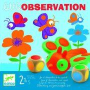 Little observation - Lepkefogó - Társasjáték a legkissebbeknek - Djeco