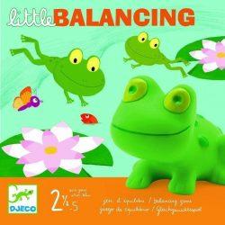 Little balancing - Egy kis egyensúlyozás társasjáték - Djeco