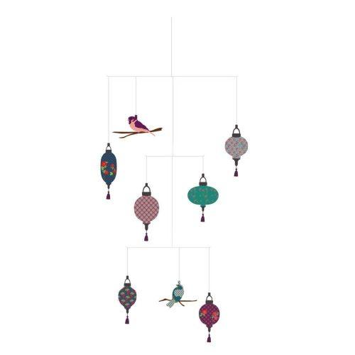 Lampionok - Lanterns (FSC) - Függődísz - Djeco