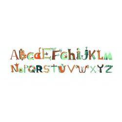Kalózos ABC - Falmatrica - Djeco