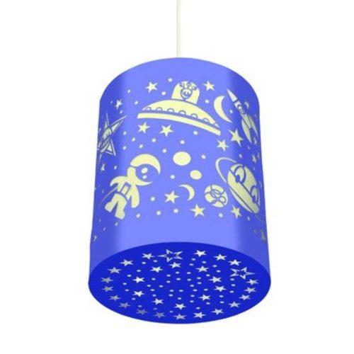 Űrben - In space - Elbűvölő lámpa - Djeco