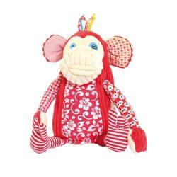 BOGOS - a majom plüssfigura - Deglingos Original