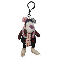 GROMOS - a medve - Deglingos Mini kulcstartó