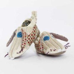 LAPINOS - a nyúl 12-18 hónapos korig - Deglingos cipőcske