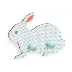 Nyuszis ruhafogas - Rabbit - Djeco