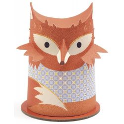 Róka Led Lámpa - Fox - Djeco