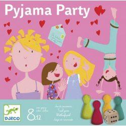 Pizsama party - Pyjama party - Vicces, beszélgetős társasjáték - Djeco