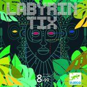 Labirintus - Labyrintix - Figyelem, gyorsaság fejlesztőjáték - Djeco