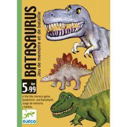 Batasaurus - kártyajáték - Djeco