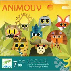 Animouv - Stratégiai társasjáték - Djeco