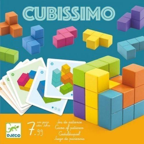 Cubissimo - Térlátást, logikát fejlesztőjáték - Djeco