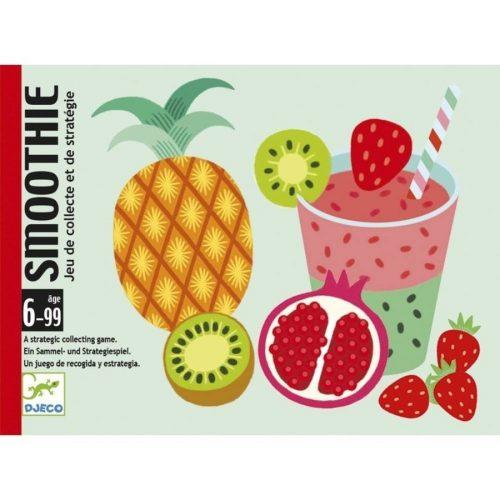 Smoothie - kártyajáték - Djeco