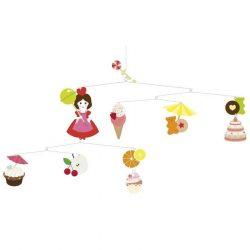 Sweets - édességek szélforgó - Djeco
