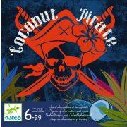 Coconut Pirate - Figyelem, gyorsaság fejlesztőjáték - Djeco