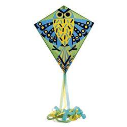 Bagoly - Egyzsinóros papírsárkány - Djeco