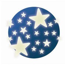 Stars - foszforeszkáló falmatrica - Djeco