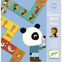 Állatos óriás domino - Domino Géant - Djeco