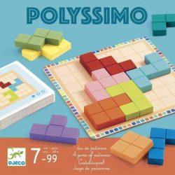 Polyssimo - Logikai fejlesztőjáték - Djeco
